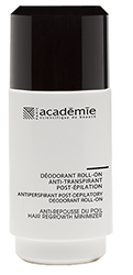 Antiperspirant Post-Depilatory Deodorant Roll-On
